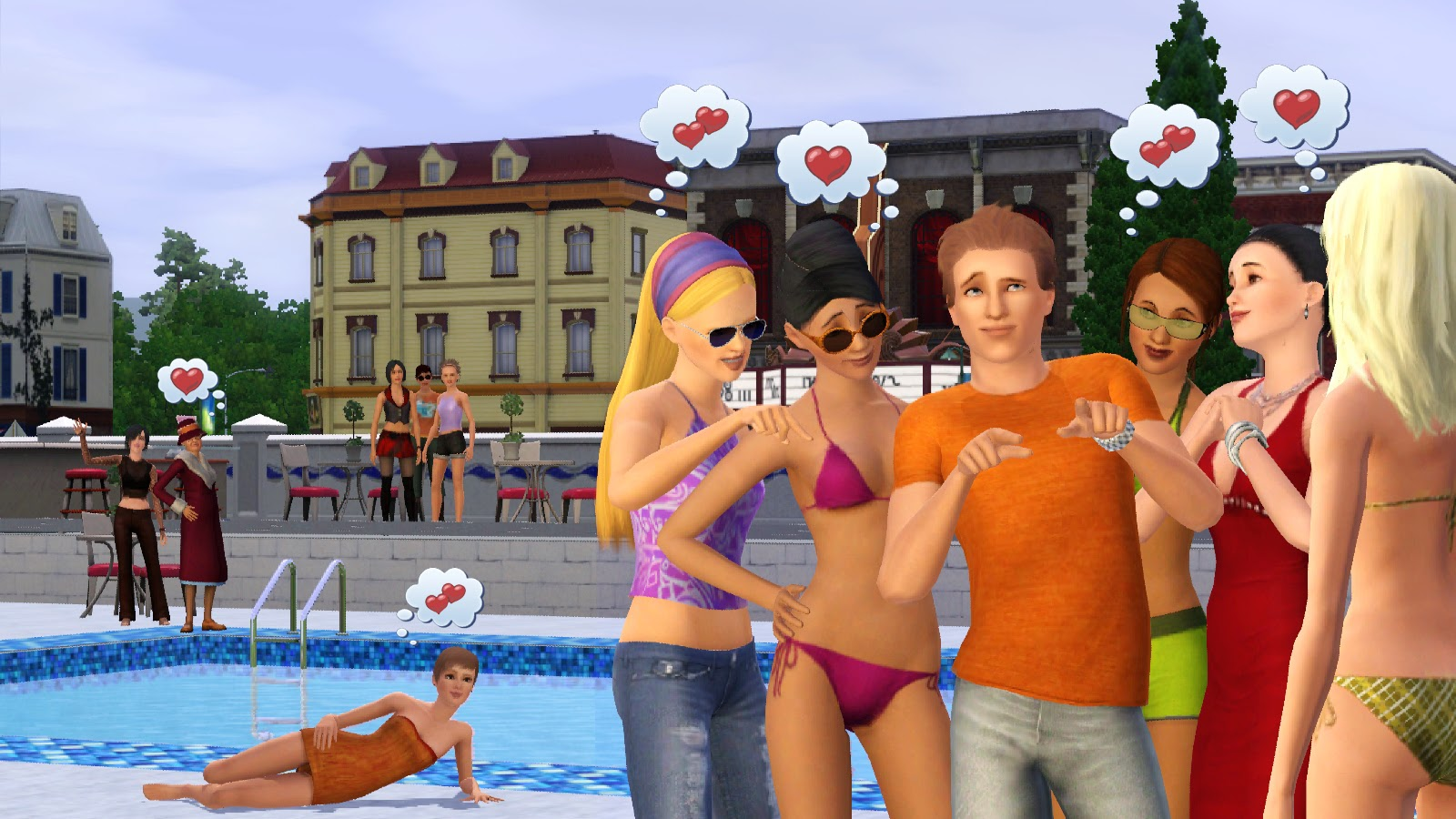 free sims 3 full game download for android
